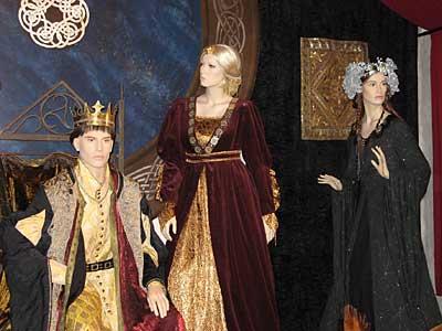 Centre de l imaginaire arthurien concoret 56430 - Le cycle arthurien et les chevaliers de la table ronde ...