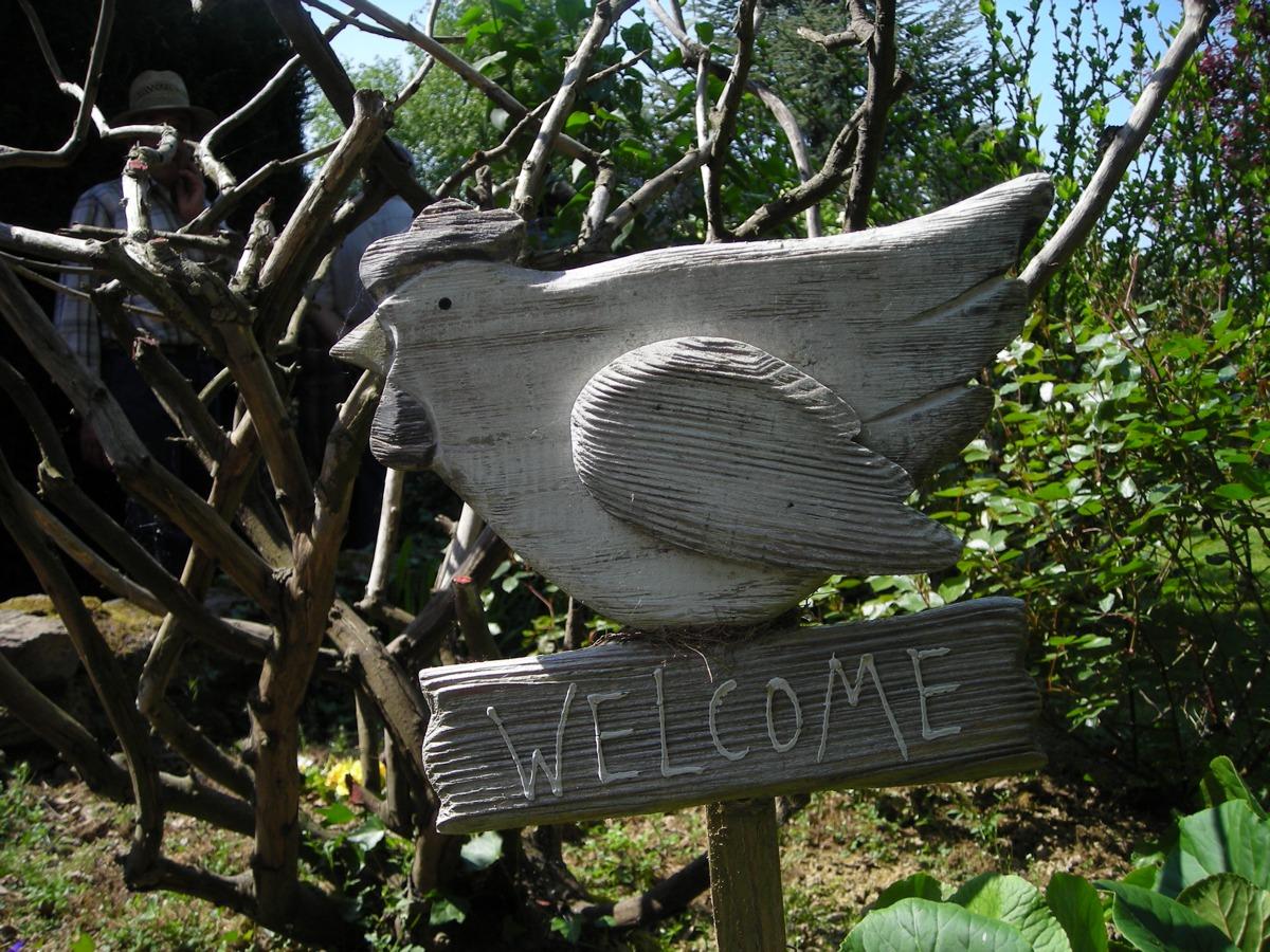 Bienvenue dans mon jardin au naturel broc liande en for Bienvenue dans mon jardin