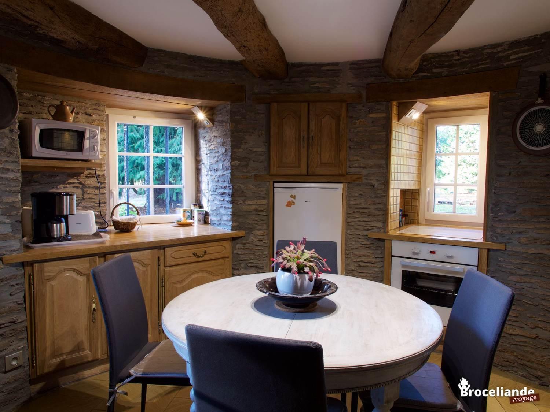 moulin de br haut h bergements insolites augan 56800 broc liande en bretagne. Black Bedroom Furniture Sets. Home Design Ideas