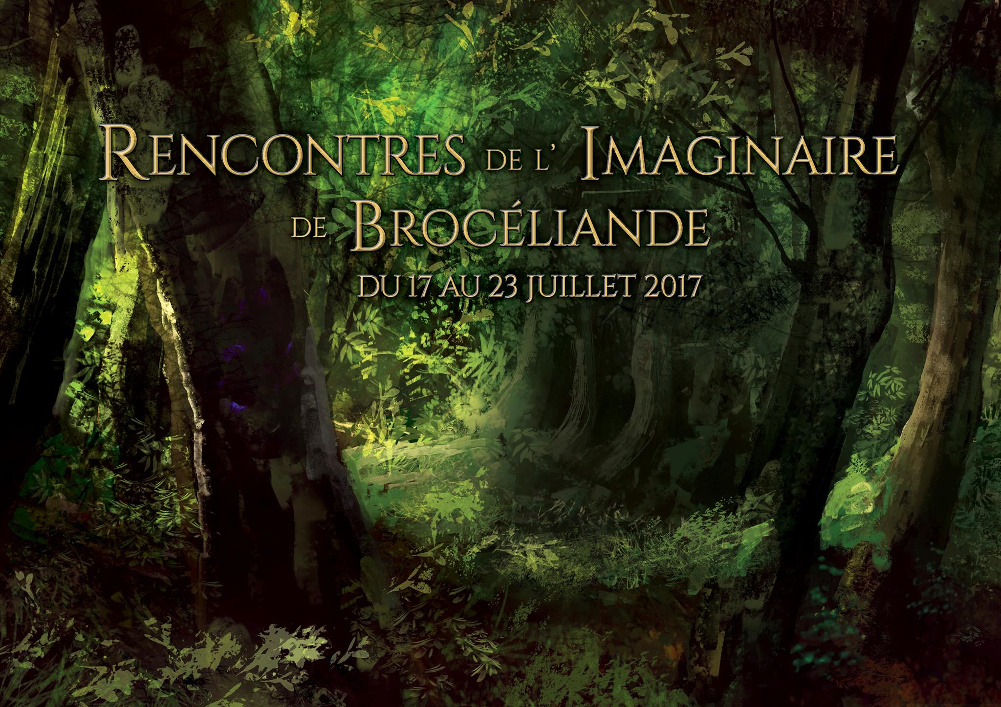 Rencontre imaginaire broceliande