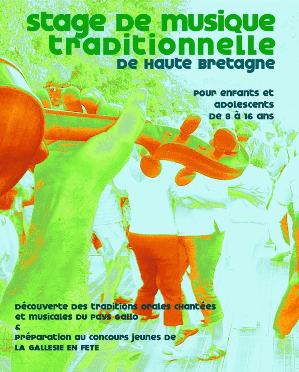 Stage de musique traditionnelle de haute bretagne for Haute musique