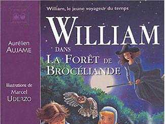 William dans la forêt de Brocéliande