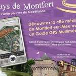 Guides GPS multimédias à Montfort sur Meu